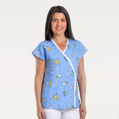 anade-chaqueta-uniforme-trabajo-dentista-mujer