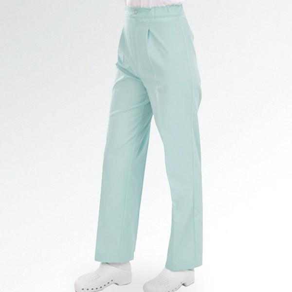 Pantalon Cremallera Unisex Verde Menta