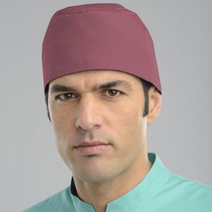 GORRO QUIROFANO BURDEOS