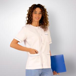 anade-chaqueta-uniforme-trabajo-sanitario-boton-blanco-azul