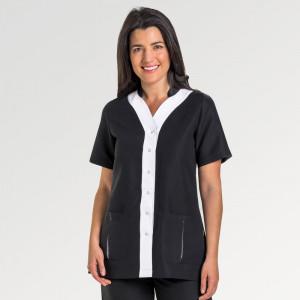 Anade-chaqueta-mujer-peluqueria-estetica-automatico-bicolor-negro-blanco