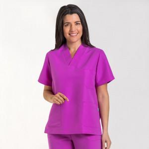 anade-chaqueta-pijama-sanitario-uniforme-trabajo-auxiliar-rosa