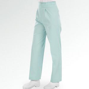 Anade-pijama-sanitario-pantalon-cemallera-verde-menta