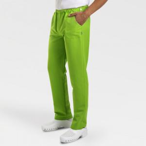 anade-pantalon-pijama-uniforme-verde