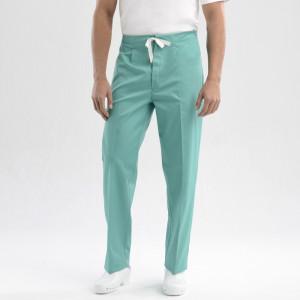 pantalon sanitario cintas verde menta