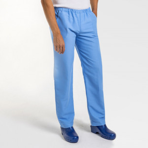 anade-pantalon-pijama-sanitaria-microfibra-celeste